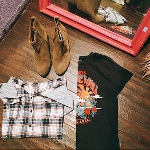 VANS| shirt 💛